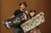 italian artist simon legno happiest person in the world punk rock band designer cult brand tokidoki freelance coolcore