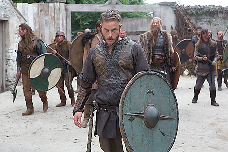 Vikings television show starhub warfare bloodshed conflict family fearsome new series culture portrayals latest new production