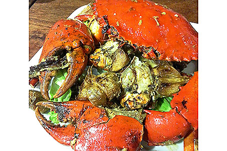 new ubin seafood restaurant crab prawn hokkien noodle rib eye local dining cuisine where