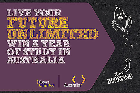 study in australia win competition enter how to where academic excellence travel overseas
