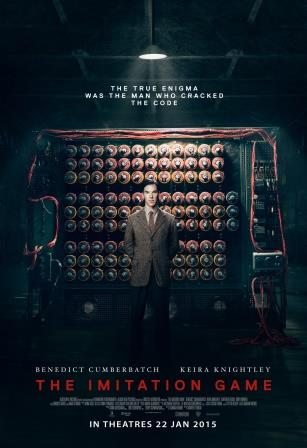 The Imitation Game-A4 Poster copy