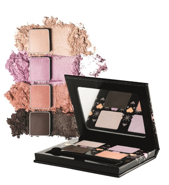 Be the Belle of the Ball with this Enchanting Dolly Pastel Eye Shadow Palette_INCHIPJ228