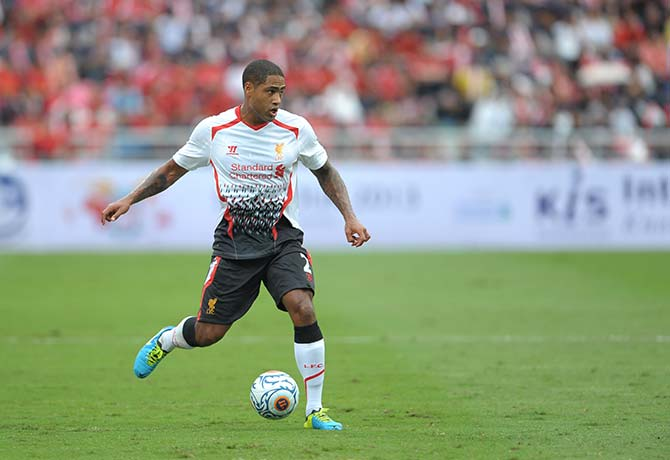 Perhaps an unsung hero for the Reds, Glen Johnson persists despite criticism to give his all for Liverpool Photo: photofriday / Shutterstock.com