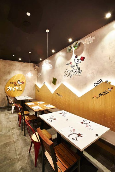 Chir Chir has 100 outlets spanning across Asia and finally we now have two in Singapore