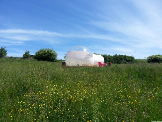 Bulle Glamour Forcalquier 1