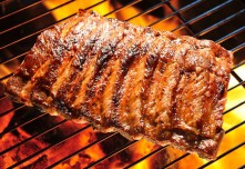 #129_food_Smoked-barbeque-ribs--shutterstock_138696521