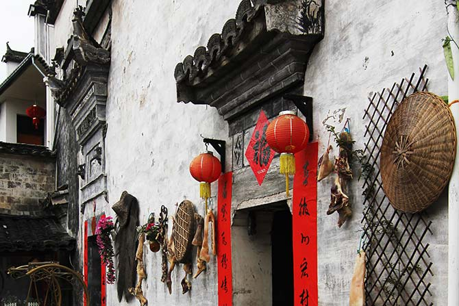 Ming and Qing architectural styles dominate the look of these old towns