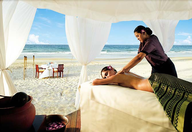 Indulge in outdoor massages with Banyan Tree's spa packages