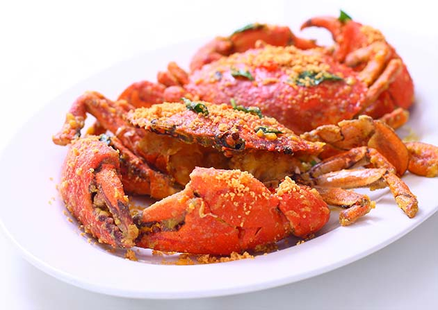 Tuck into the freshest seafood at De' Beer Seafood Restaurant