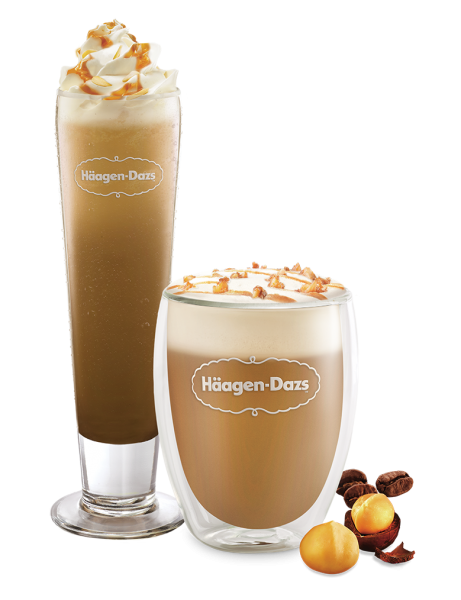 Iced Macadamia Latte & Coffee copy