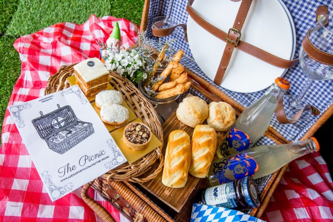 Try Singapore's first indoor picnic - Weekender Singapore