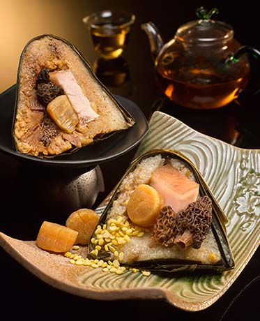 #153_food_Wan-Hao-Chinese-Restaurant---Morel-Mushroom-with-Pork-Belly-_-Dried-Scallop-Rice-Dumpling-
