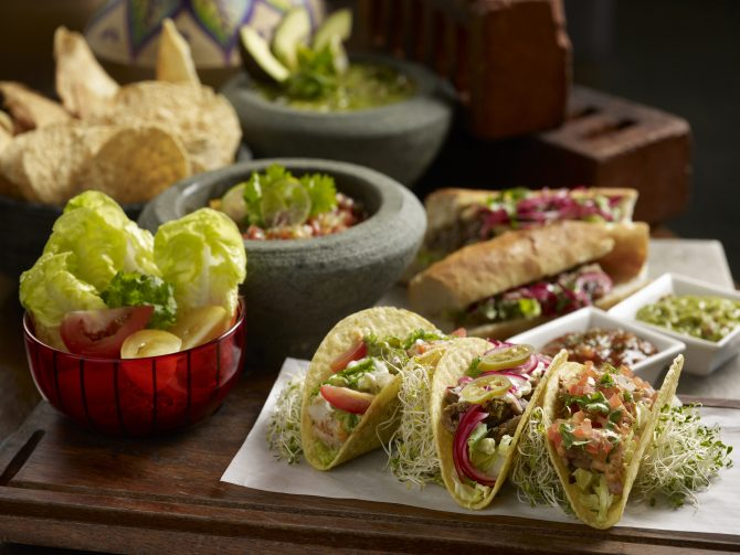 Mexican Fiesta - Axis Bar and Lounge