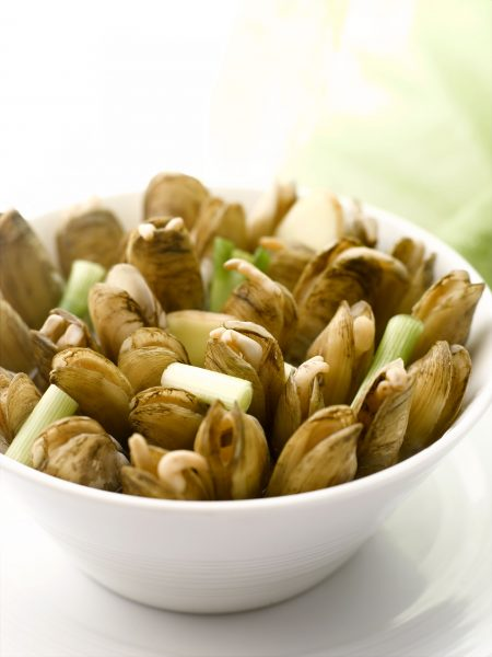 Steamed PUTIEN Clam with Wine