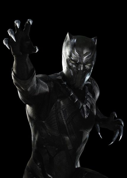 Marvel's Captain America: Civil War Black Panther/T'Challa (Chadwick Boseman) Photo Credit: Zade Rosenthal © Marvel 2016