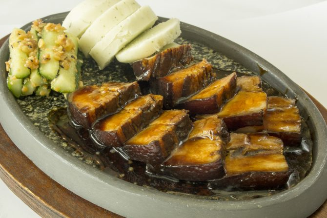 Souper Tang - Home Braised Pork Belly In Rich Dark Sauce