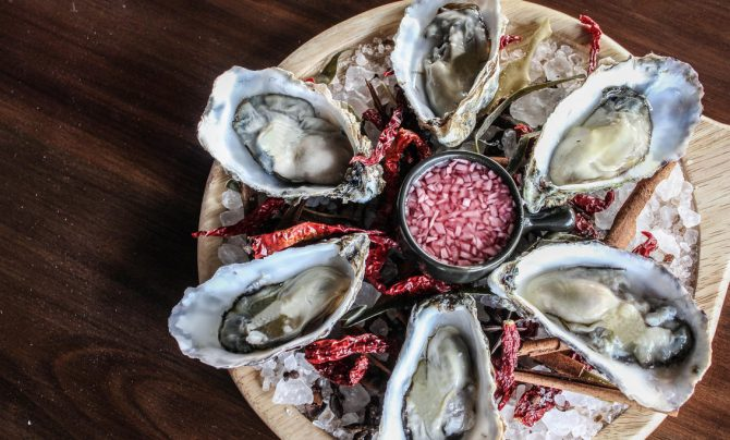 Angie's - Oysters