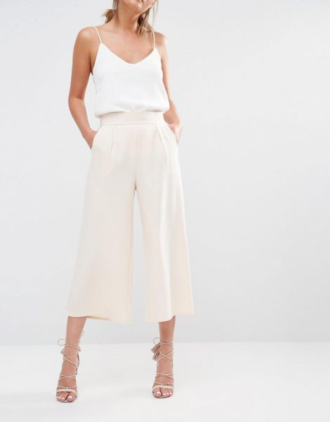New Look Culotte Trousers SGD$44.22