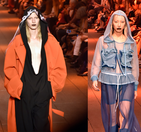 #NYFW: Top 5 Trends From DKNY SS17 Collection