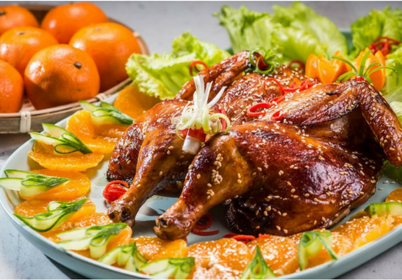 Asian food channel archives weekender singapore recipe orange ginger duck by martin yan forumfinder Choice Image