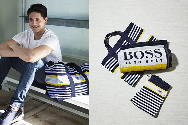 f2915edf4ca Hugo Boss Reveals The Capsule Collection Created With National Swimmer Joseph  Schooling - Weekender Singapore