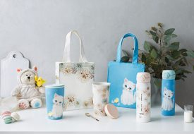 Bring Home Feline Printed Tumblers, Ceramics And Totes From Starbucks  Latest Collaboration