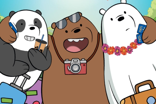 Vote Now To Bring We Bare Bears To Singapore For Their First Asian Tour!