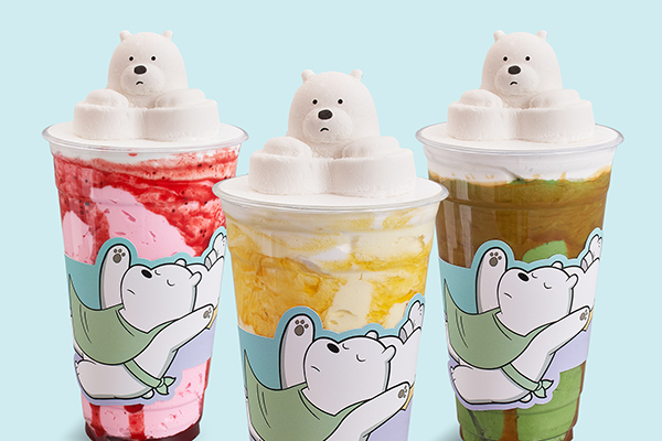 We Bare Bears Pop-Up Cafe Is Coming to You This January