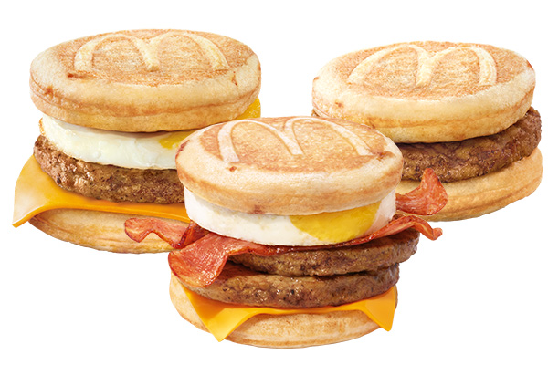 McGriddles Are Back With A Vengeance – Available All Day And  Night!